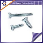 Jingeng torx drive head black self drilling screws