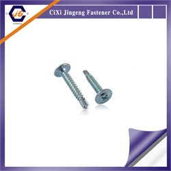 Wafer head self drilling screws/ phillips truss head screws